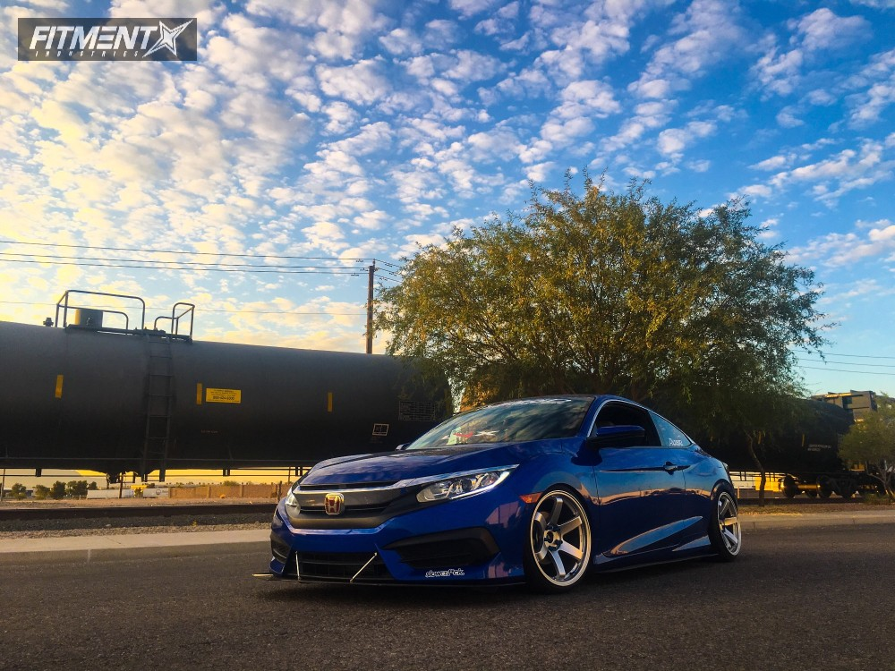 2016 Honda Civic Jnc Jnc014 Godspeed Project Coilovers ...