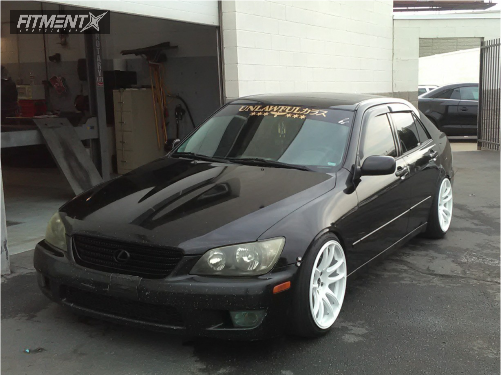 2001 lexus is300 jnc 030 megan racing coilovers fitment. Black Bedroom Furniture Sets. Home Design Ideas