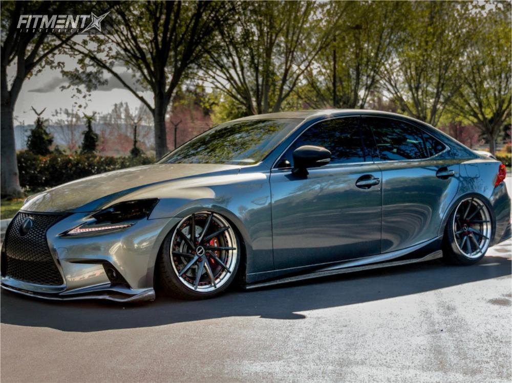 Custom 2014 Lexus Is 250