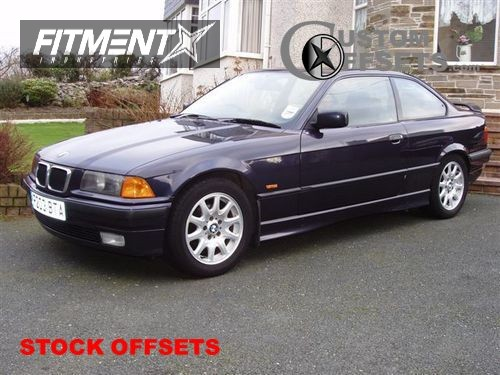 1998 3 Series Bmw 328i 4dr Sedan Stock Stock Silver Tucked 1735 1