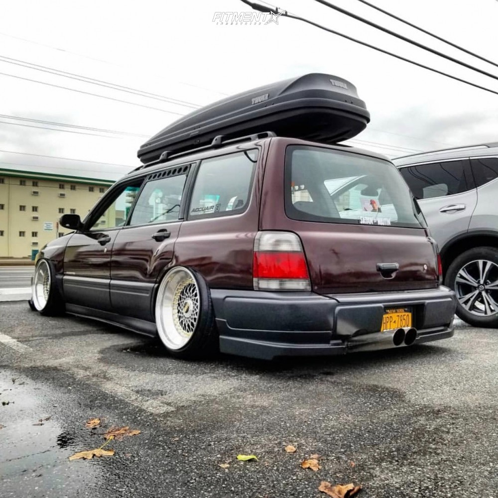 2000 Subaru Forester Bbs Rs Raceland Air Suspension