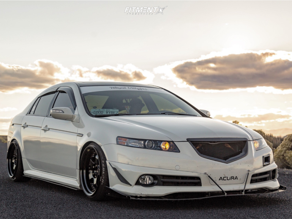 2007 Acura Tl Varrstoen Es6 Tein Coilovers | Fitment ...