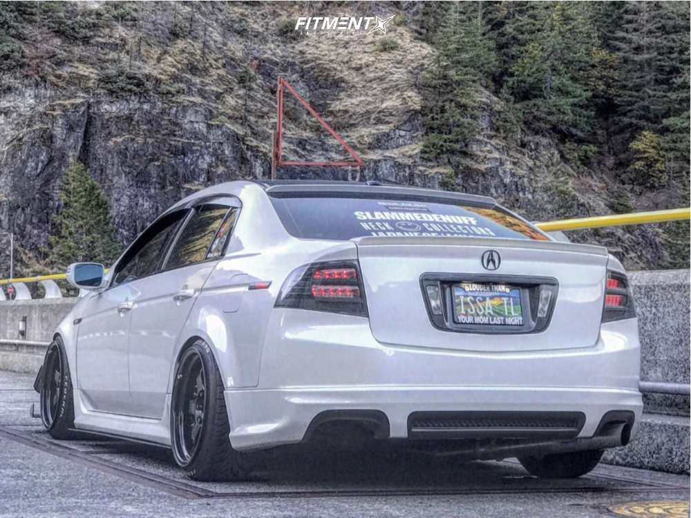 2007 Acura Tl Varrstoen Es6 Tein Coilovers Fitment Industries