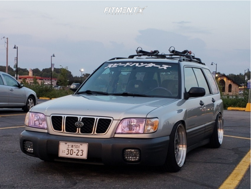 2001 subaru forester alzor 881 raceland coilovers fitment industries 2001 subaru forester alzor 881 raceland