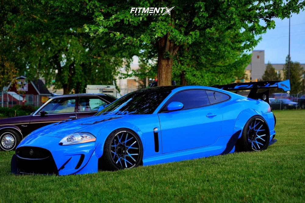 2007 Jaguar Xk Dropstars 654bm Accuair | Fitment Industries