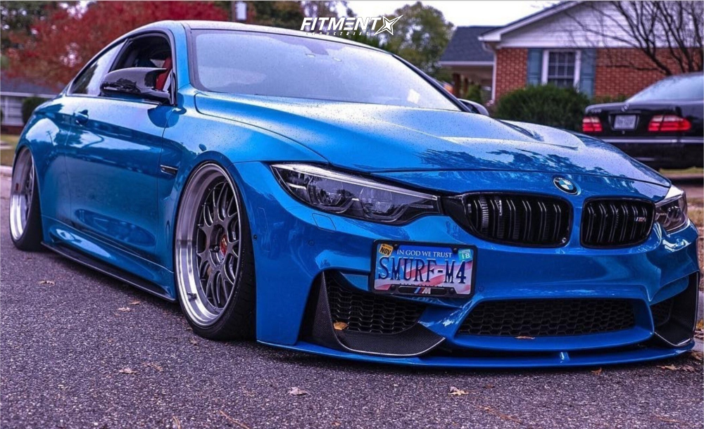 2015 bmw m4 bbs lm r air lift performance air suspension. Black Bedroom Furniture Sets. Home Design Ideas