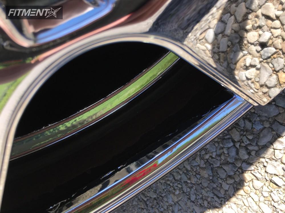 5 2011 Caprice Chevrolet Stock Milanni Vk 1 464 Chrome Nearly Flush