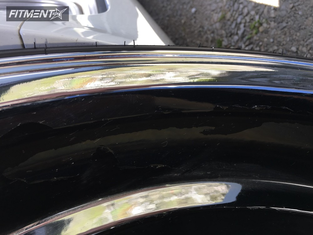6 2011 Caprice Chevrolet Stock Milanni Vk 1 464 Chrome Nearly Flush