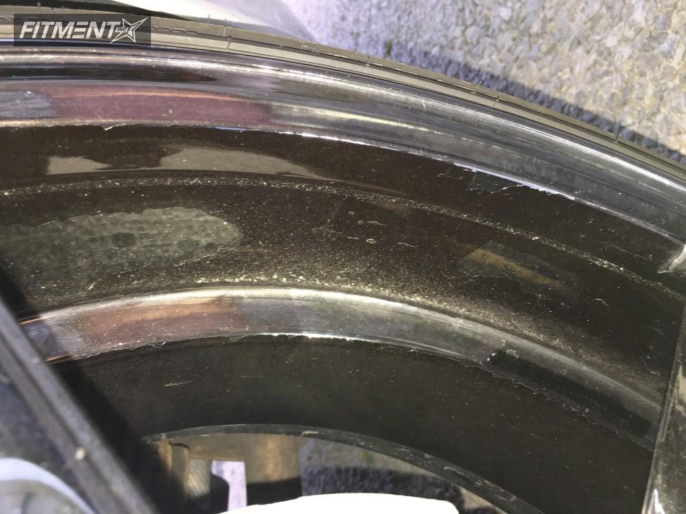 8 2011 Caprice Chevrolet Stock Milanni Vk 1 464 Chrome Nearly Flush