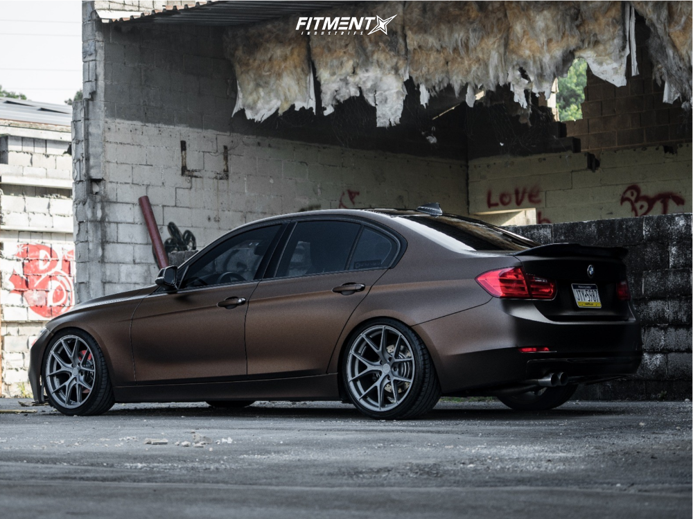 Staggered Wheels on XDrive BMW