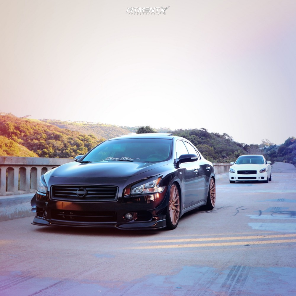 2012 Nissan Maxima Niche Form Bc Racing Coilovers