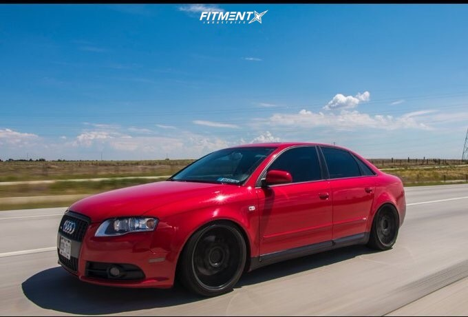 1 2006 A4 Quattro Audi Base Function And Form Coi Rotiform Blq Black