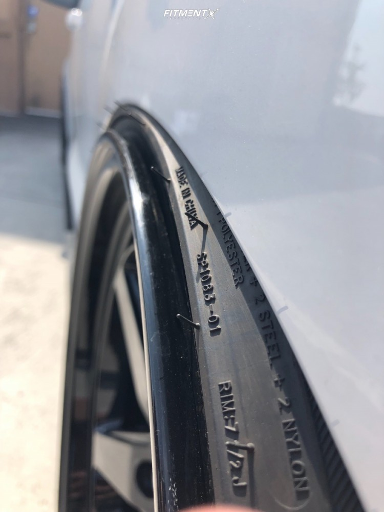12 2018 Jetta Volkswagen Se Air Lift Performance Air Suspension Aodhan Ds05 Black