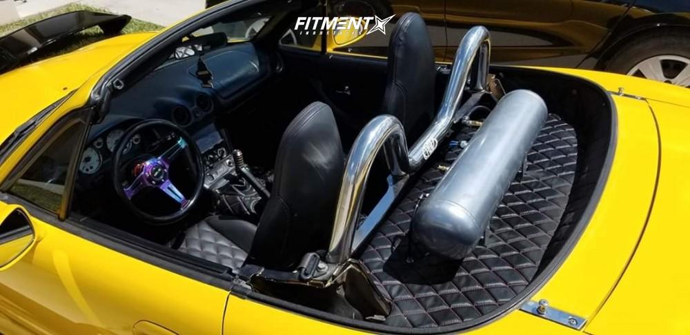 7 2002 Miata Mazda Se Truhart Air Suspension Klutch Sl2 Black