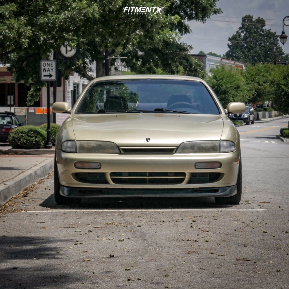 2 1996 240sx Nissan Se Megan Racing Coilovers Aodhan Ah02 Polished