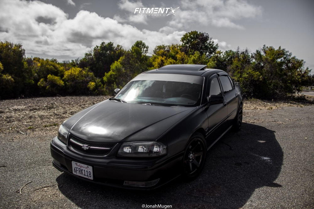 2004 Chevrolet Impala Mst Mt01 Bc Racing | Fitment Industries