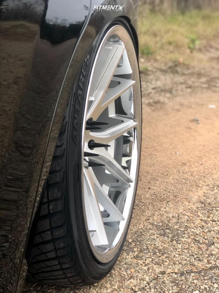 5 2017 300 Chrysler S Air Lift Performance Air Suspension Ferrada Fr2 Machined