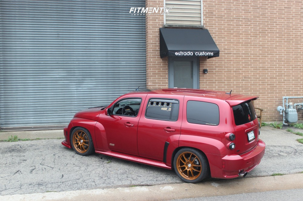 hhr ss turbo kit