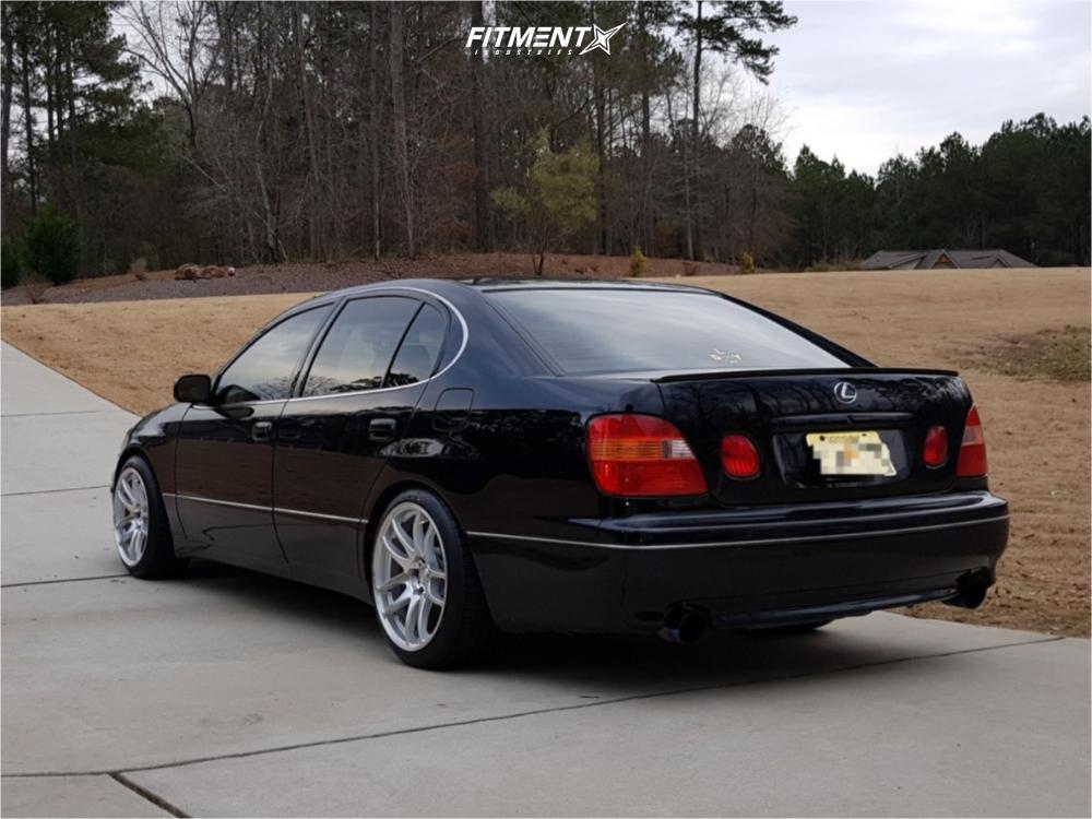 2000 Lexus GS300 | ESR Sr08