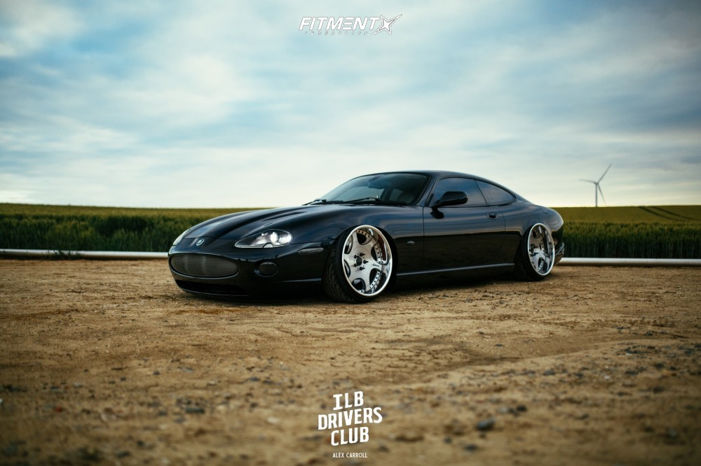 2004 Jaguar Xkr Weds Kranze Bazreia Custom Air Suspension