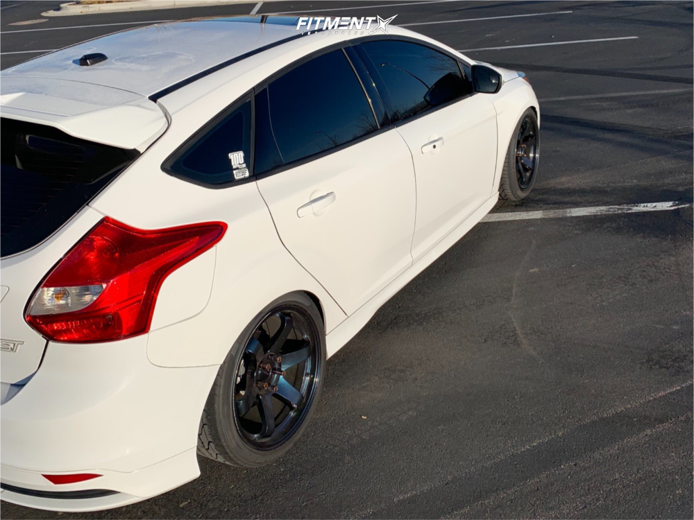 1 2014 Focus Ford St Godspeed Project Coilovers Rota Grid Custom