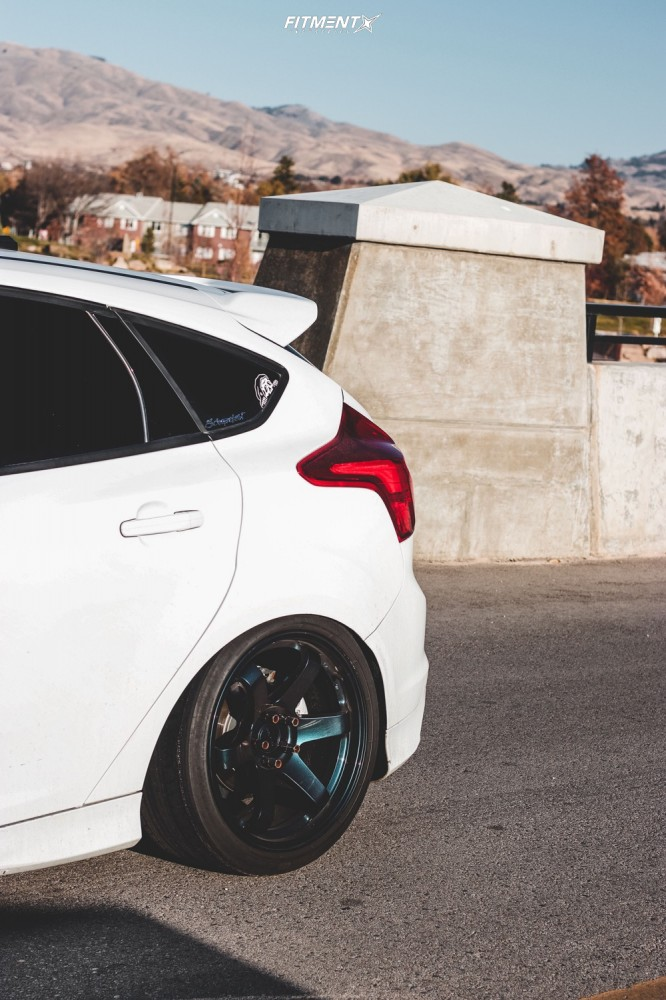 10 2014 Focus Ford St Godspeed Project Coilovers Rota Grid Custom