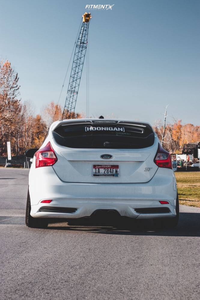 3 2014 Focus Ford St Godspeed Project Coilovers Rota Grid Custom