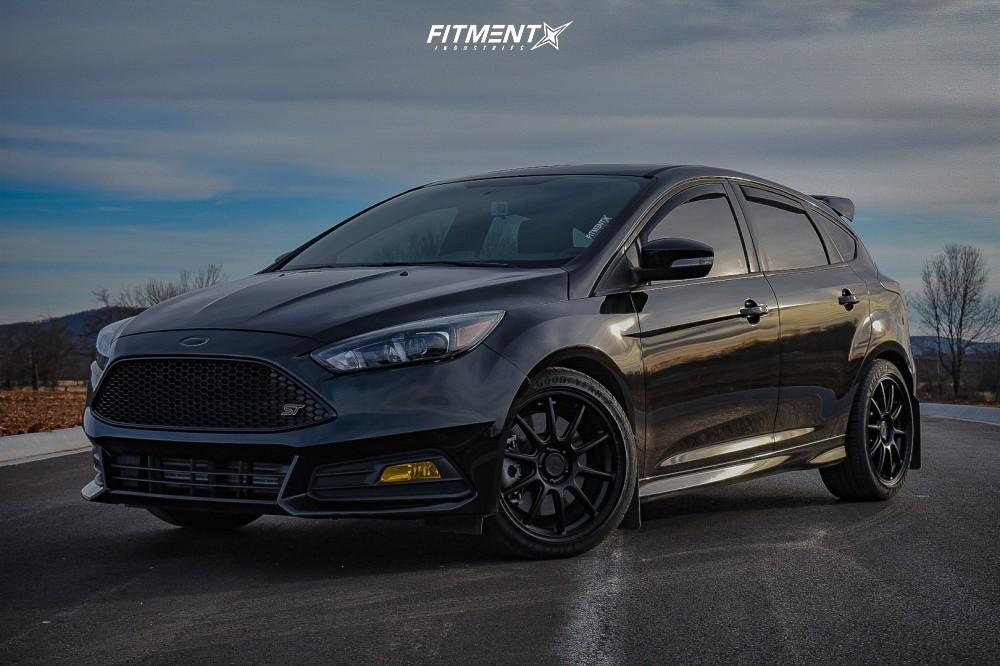 2017 Ford Focus Motegi Mr140 Stock Stock Fitment Industries
