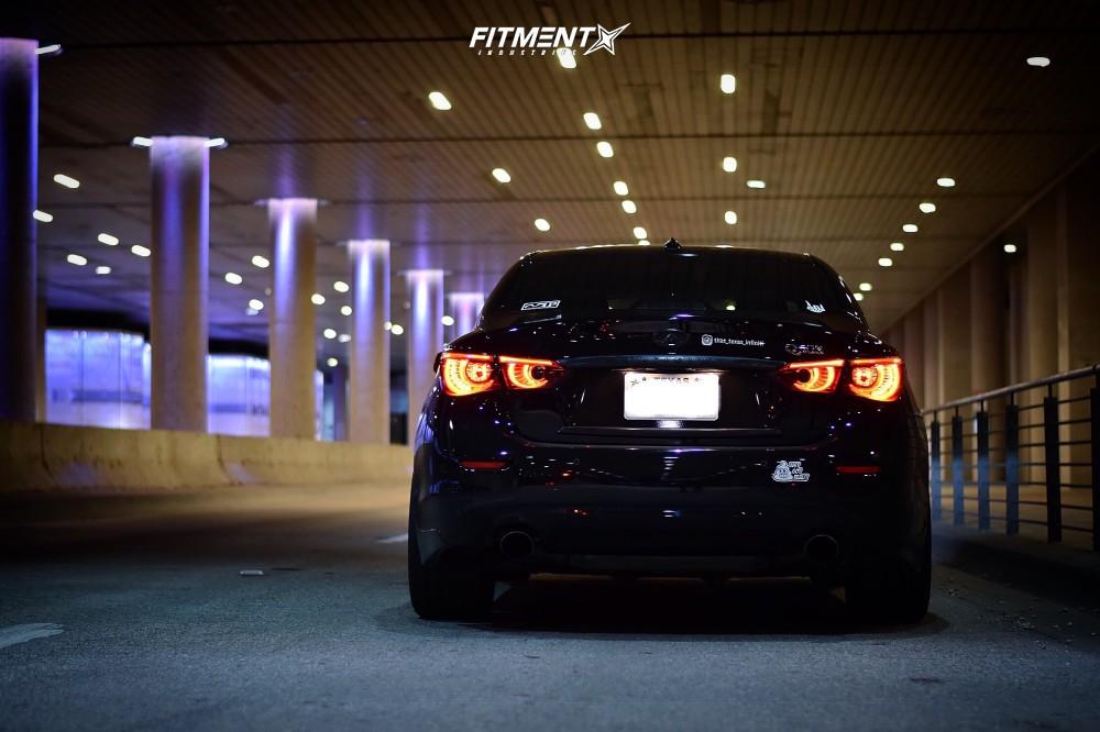 3 2015 Q50 Infiniti Premium Stock Stock Roh Rfx 10 Black