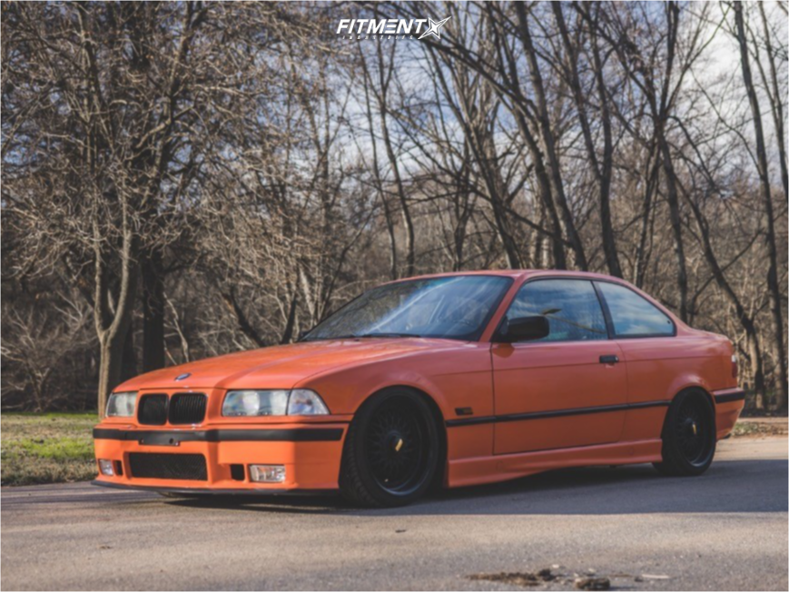 BC RACING COILOVERS BMW E36