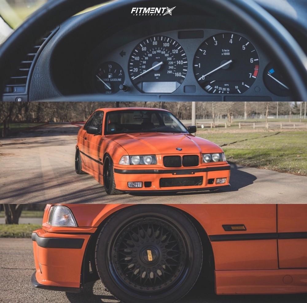 Lowered BMW E36