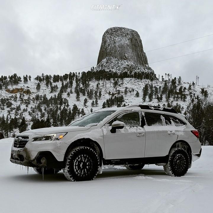 2019 Subaru Outback Rota Recce Rallitek Lifted