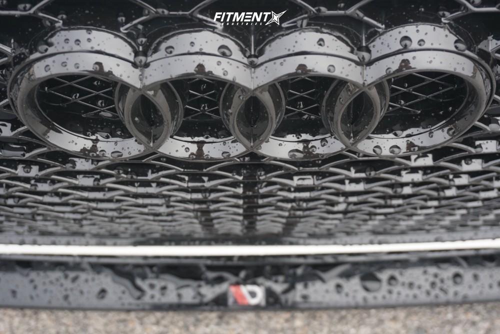 7 2009 A4 Quattro Audi Avant Air Lift Performance Air Suspension Rotiform Kps Black
