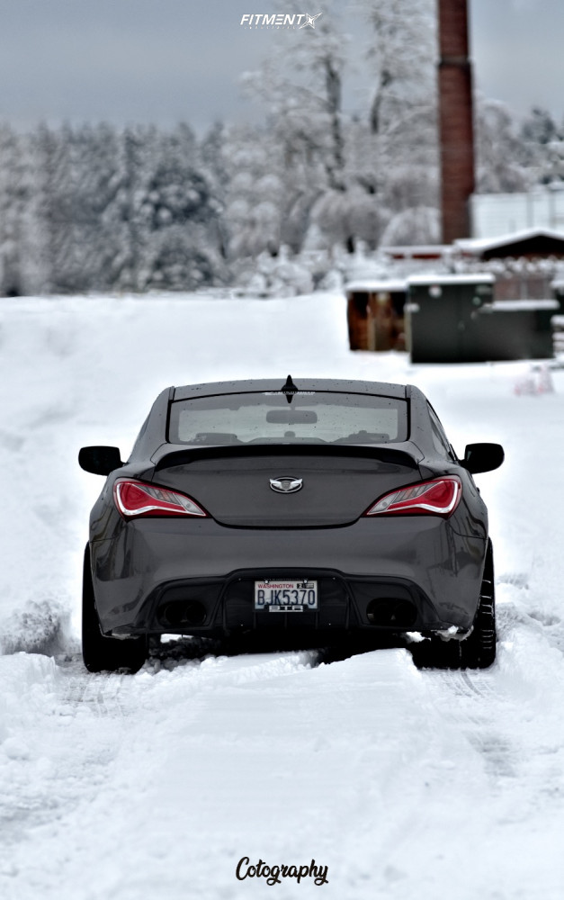 3 2013 Genesis Coupe Hyundai 20t Premium 2dr Coupe 20l 4cyl Turbo 8a Stock Stock Aodhan Ah02 Machined