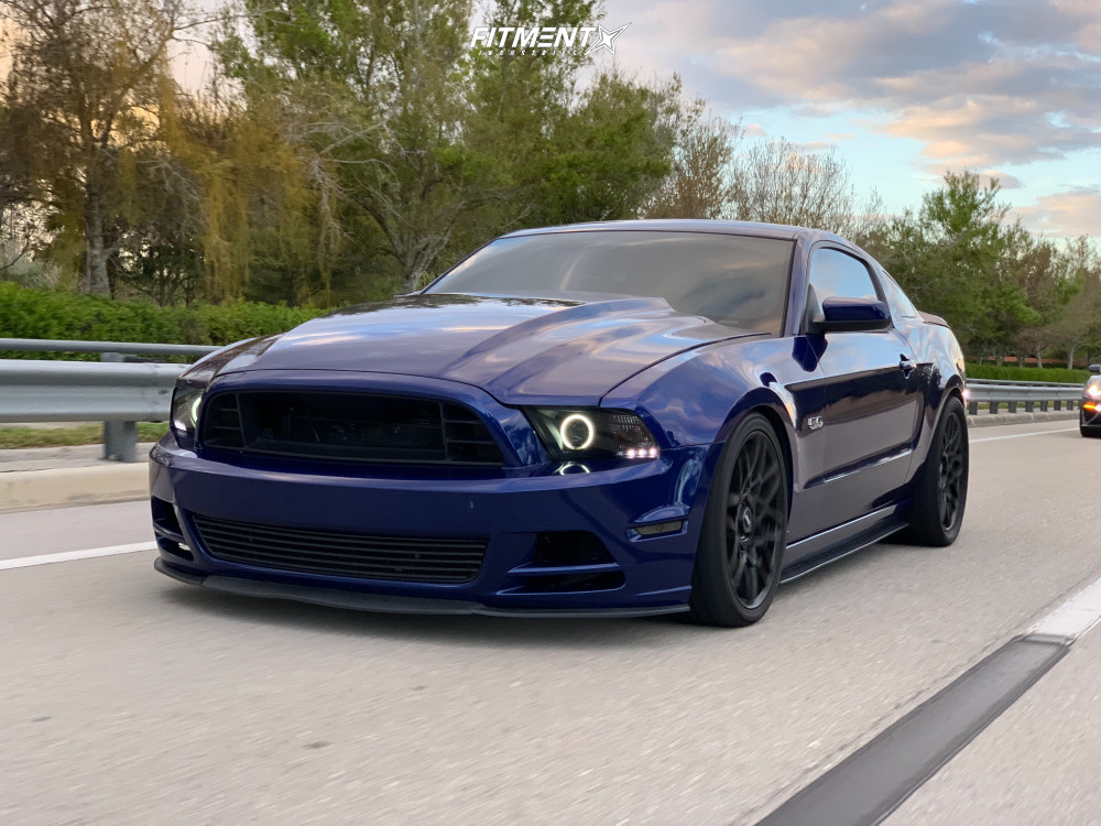 Mustang Performance Parts >> 2014 Ford Mustang American Muscle Gt500 Style Ford Racing