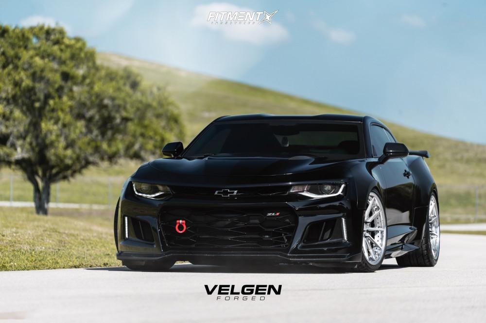 2018 Chevrolet Camaro Velgen Vfmp10 Bc Racing Coilovers ...