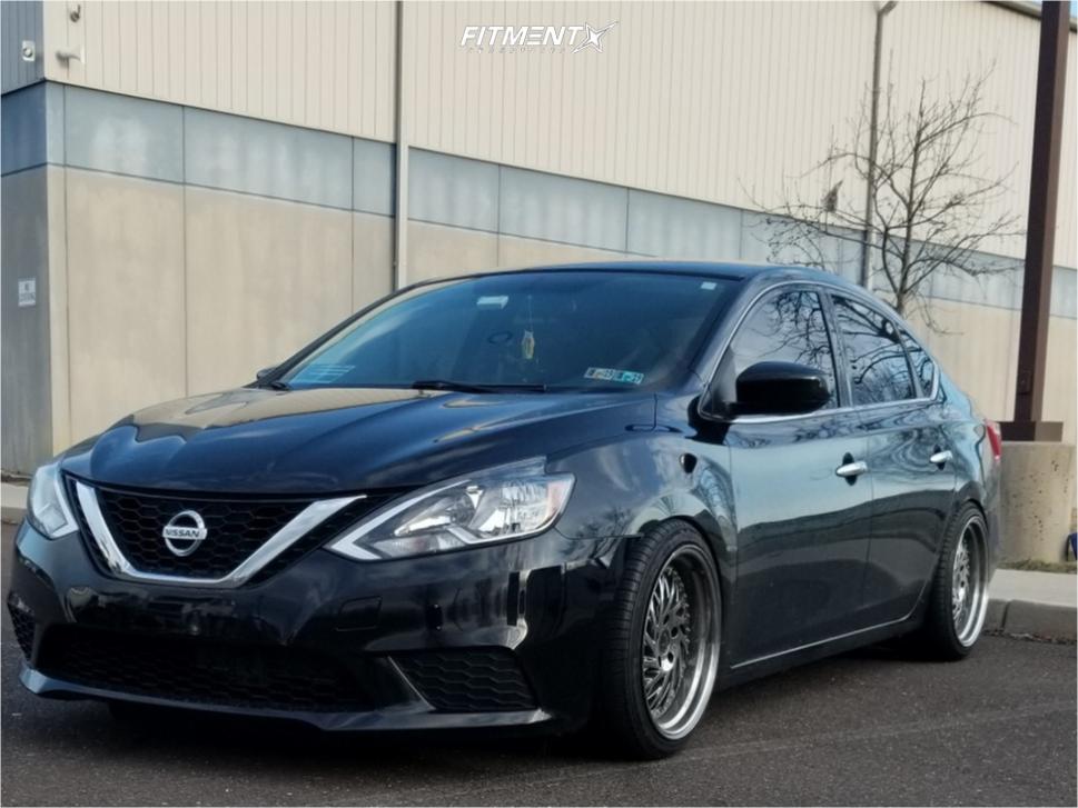 2018 Nissan Sentra Rims