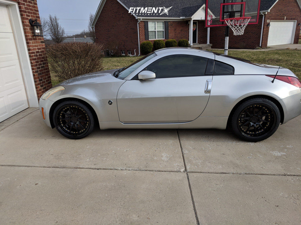 2003 Nissan 350Z | Aodhan Ds07