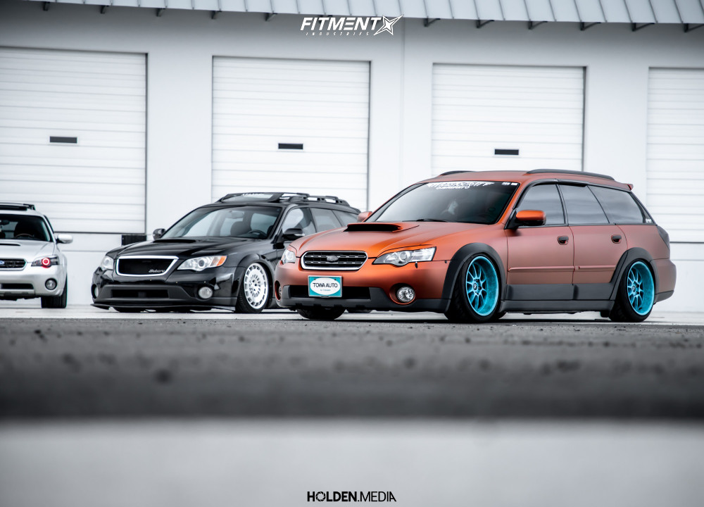 Custom Subaru Outback >> 2005 Subaru Outback Ns Ten Stance Suspension Coilovers