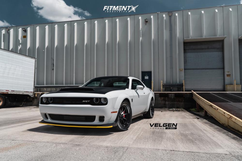 2019 Dodge Challenger Velgen Sl 9 Stock Stock Fitment