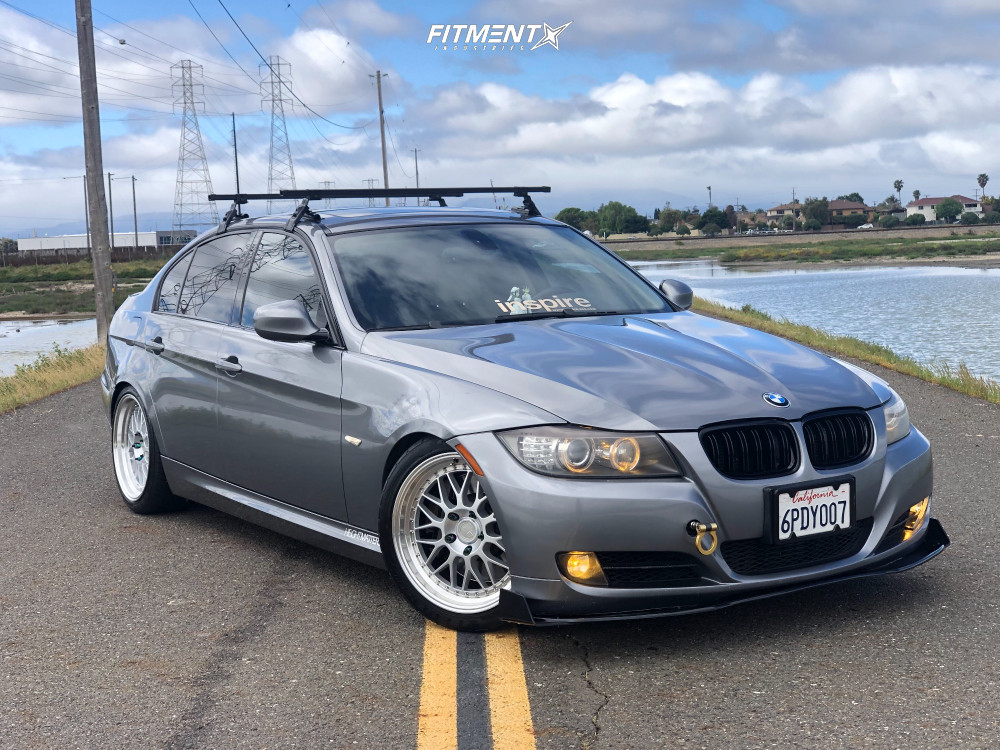 1 2009 335i Bmw Base Fk Streetline Coilovers Aodhan Ah02 Machined