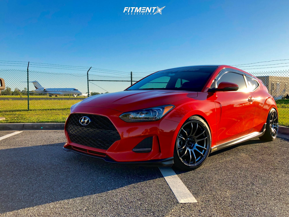 2019 Veloster Cold Air Intake