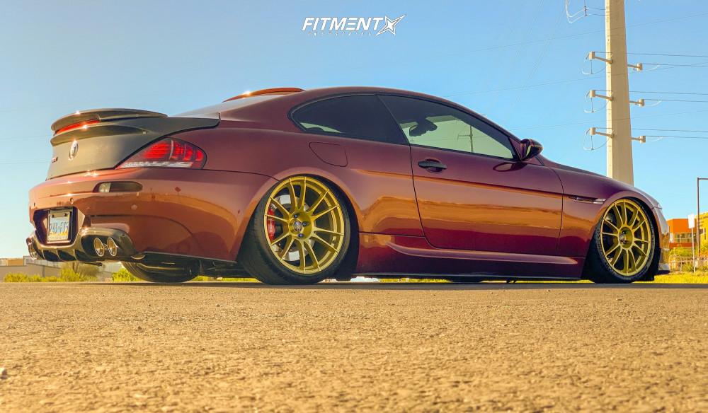 Bagged BMW M6