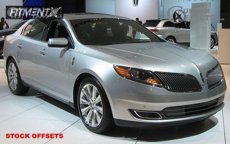 2013 Mks Lincoln 4dr Sedan 37l 6cyl 6a Stock Stock Stock Chrome Tucked 5235 1