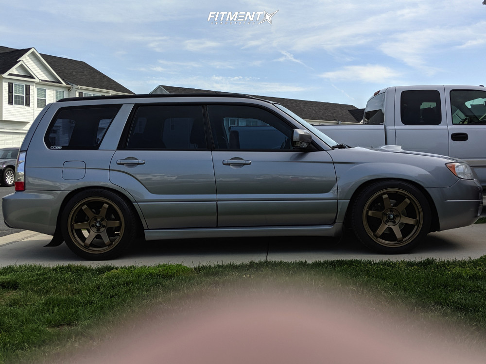 2008 Subaru Forester Mst Mt01 Raceland Coilovers | Fitment