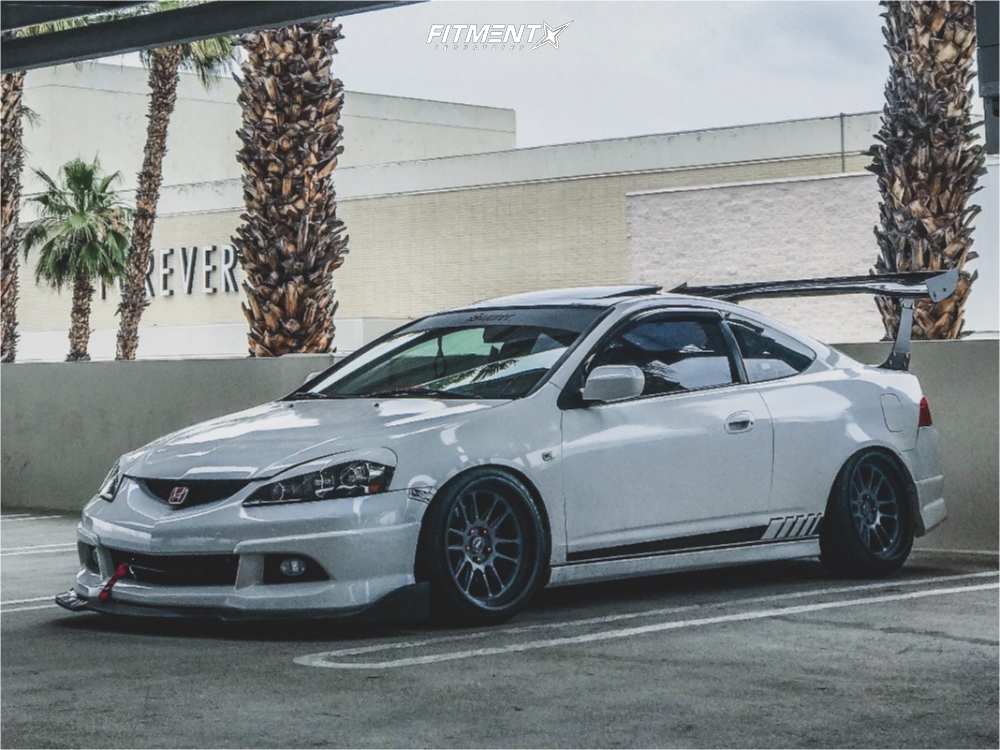 2006 Acura Rsx Cosmis Racing Xt 206r D2 Racing Coilovers