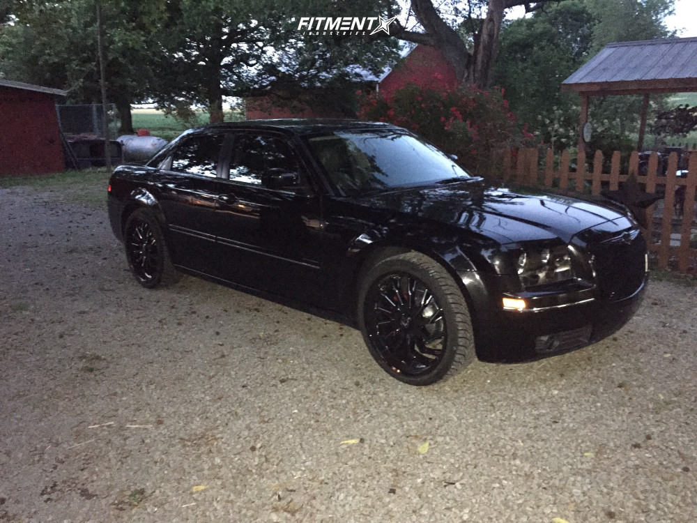 1 2005 300 Chrysler Limited Stock Stock Kraze Scrilla Machined Accents