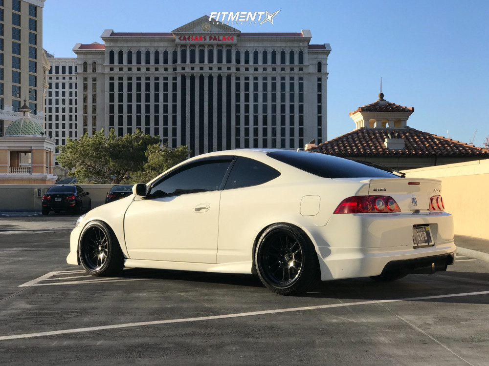 2006 Acura RSX Cosmis Racing XT-206R BC Racing Coilovers ...