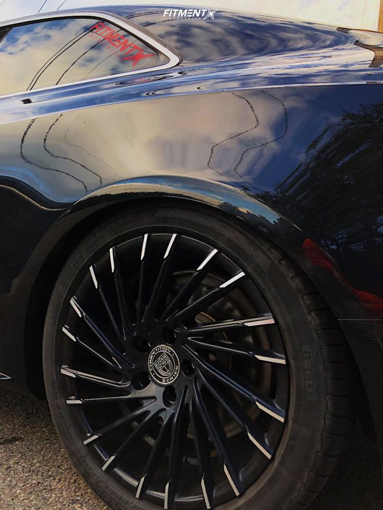 2015 Audi A5 Quattro Lexani Wraith Eibach Lowering Springs