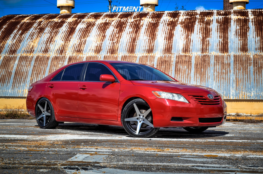 1 2007 Camry Toyota Le Stock Stock Fathom Stern Machined